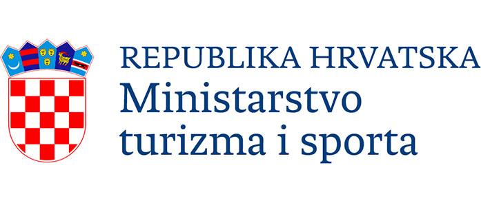 Logo Ministarstvo turizma i sporta